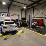 Dijon Auto Racing