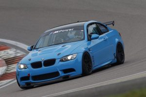 BMW M3 E92 by DM Performance