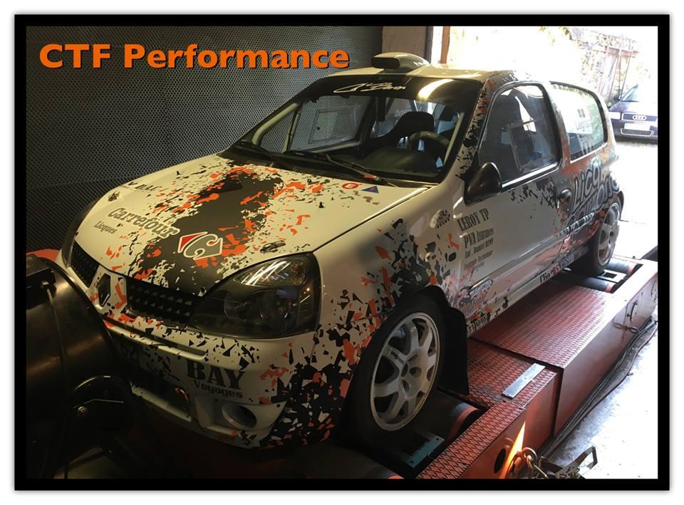 CTF Performance