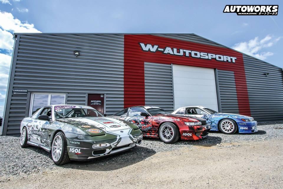 W Autosport