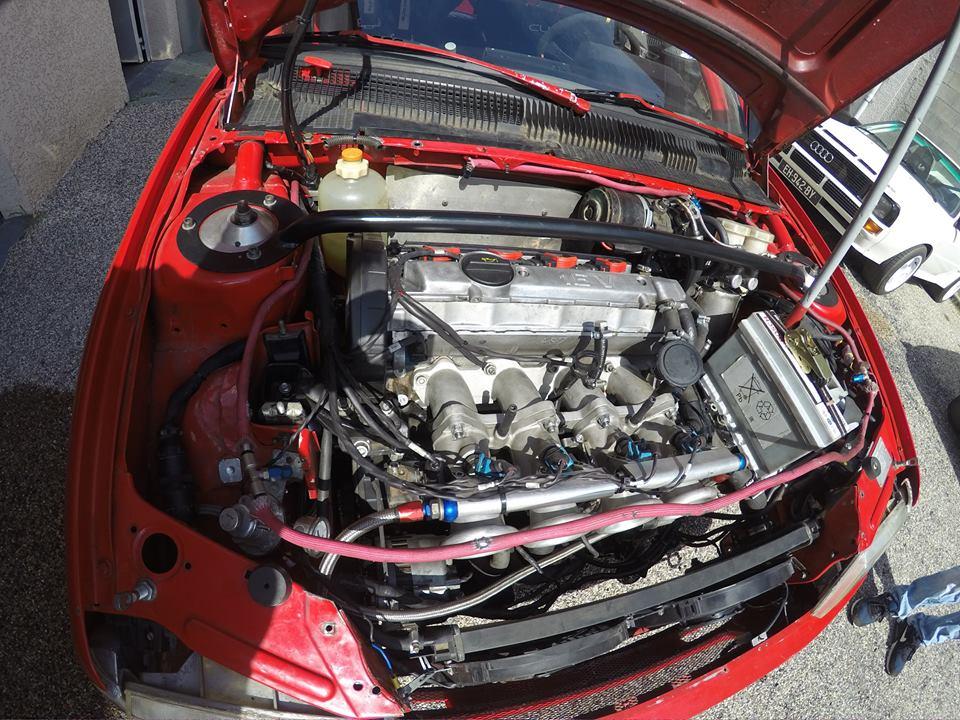 Exelixis 205 F2000 faisceau moteur