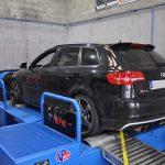 Exelixis RS4 banc de puissance